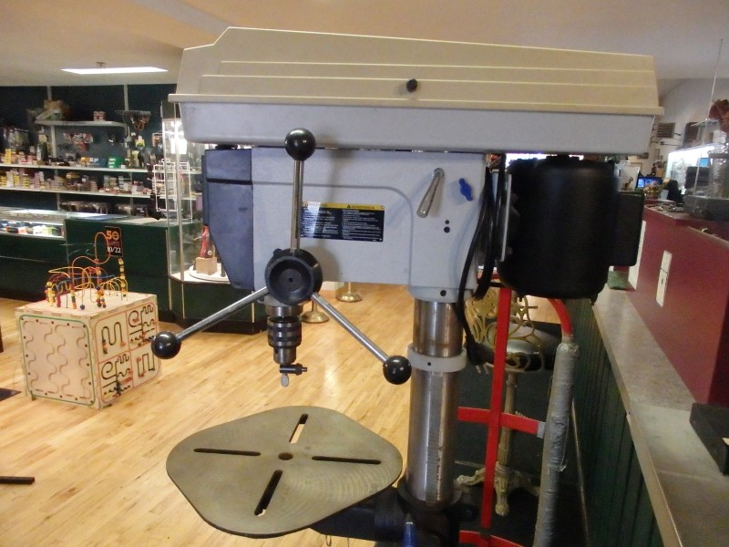 DELTA CONSOLITATED INDUSTRIES Drill Press 17-965