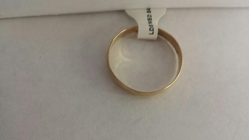 10k Yellow Gold Ring