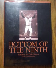 Baseball Bottom of the Ninth Book Kirk Gibson
