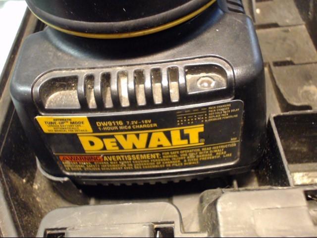 DEWALT Battery/Charger DW9094 14.4V BATTERY