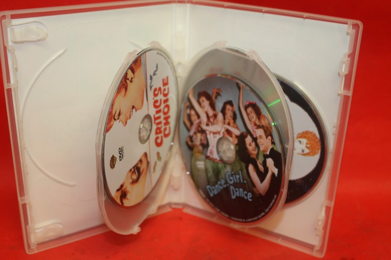 The Lucille Ball Film Collection (DVD, 2012, 5-Disc Set)