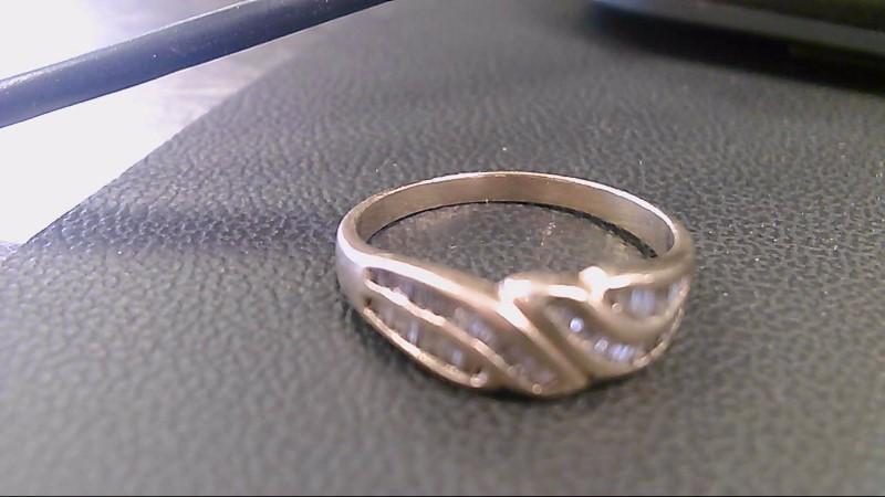 Gent's Diamond Cluster Ring 40 Diamonds .40 Carat T.W. 10K Yellow Gold 3.4g