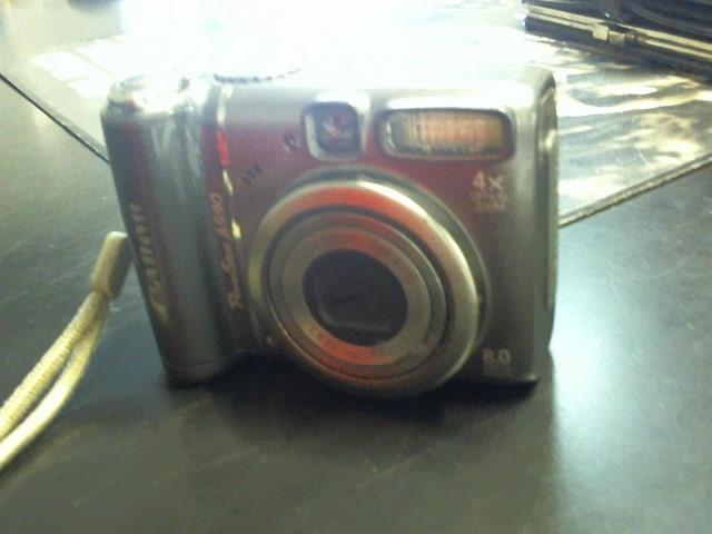 CANON Digital Camera POWERSHOT A590