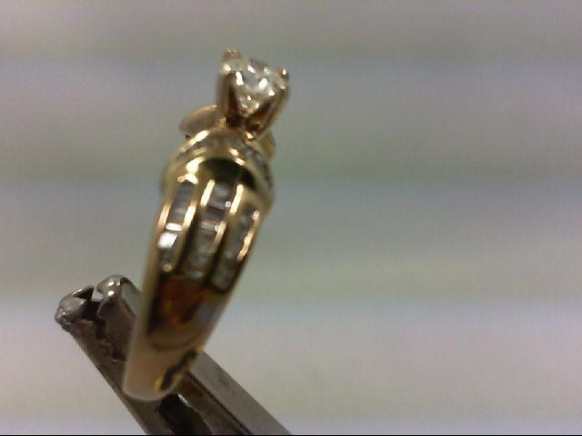 Lady's Diamond Wedding Band 56 Diamonds 1.00 Carat T.W. 14K Yellow Gold 3.37g