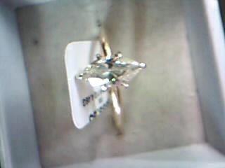 Lady's Diamond Wedding Set .75 CT. 14K Yellow Gold 4.46g