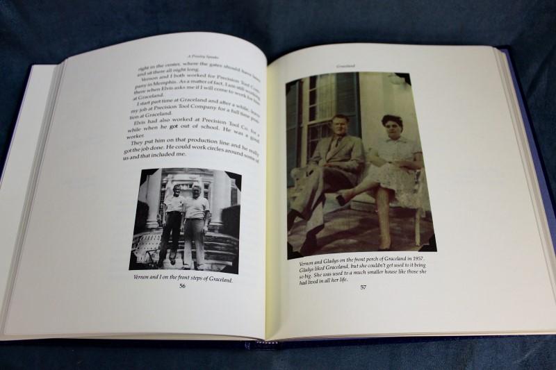 """""""A Presley Speaks"""" by Vester Presley, Hardcover - D"""