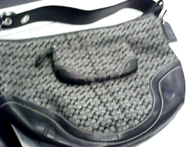 COACH Handbag SIGNATURE HOBO SHOULDER BAG F10924
