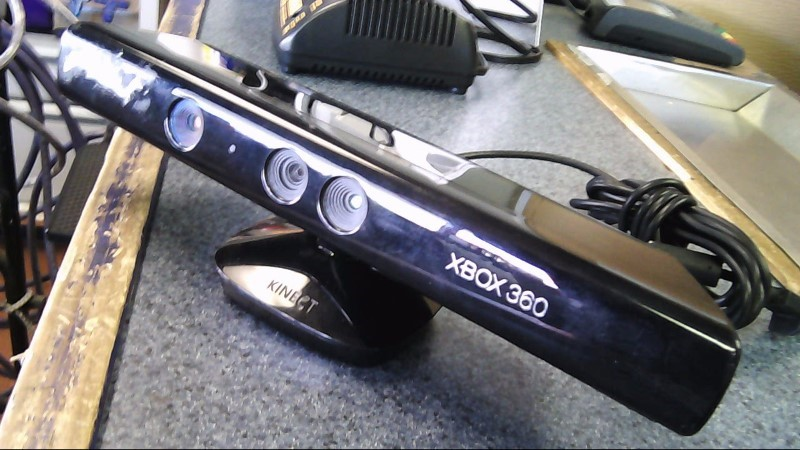 MICROSOFT Video Game Accessory XBOX 360 KINECT SENSOR - 1414