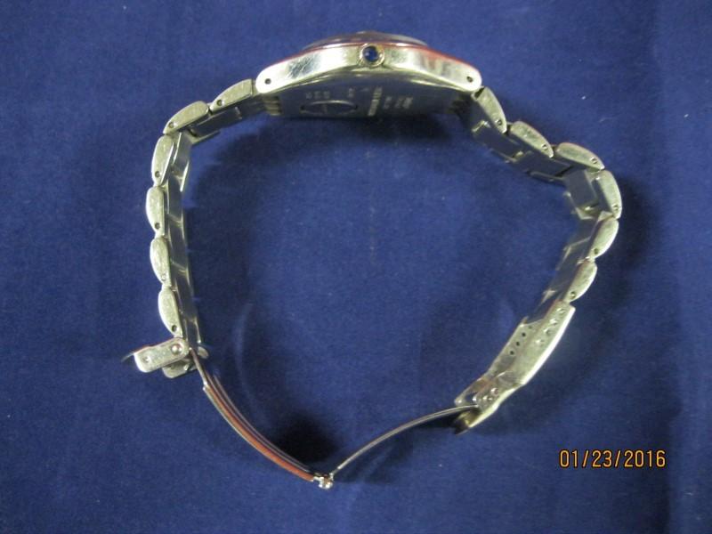 SWATCH Gent's Wristwatch IRONY STAINLESS