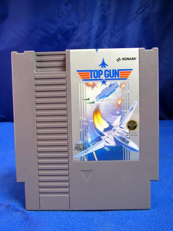 NES: TOP GUN