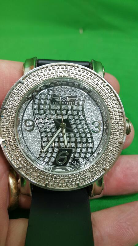 KING MASTER Gent's Wristwatch 104M