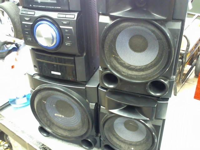 SONY Mini-Stereo HCD-EC909IP