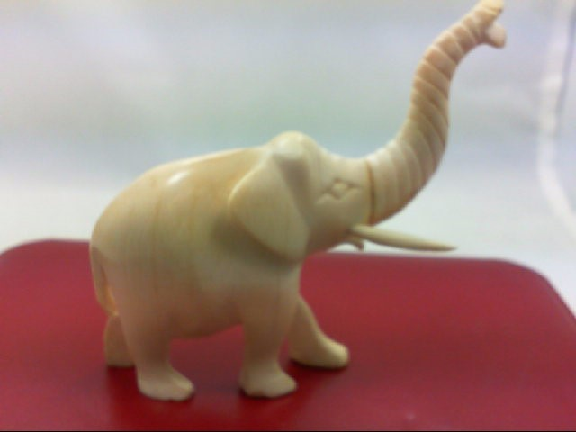 """""""One of a kind"""" Carved Ivory"""