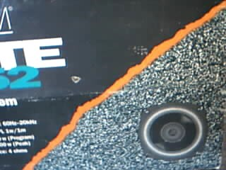 SOUND STREAM Car Speakers/Speaker System PRO B52