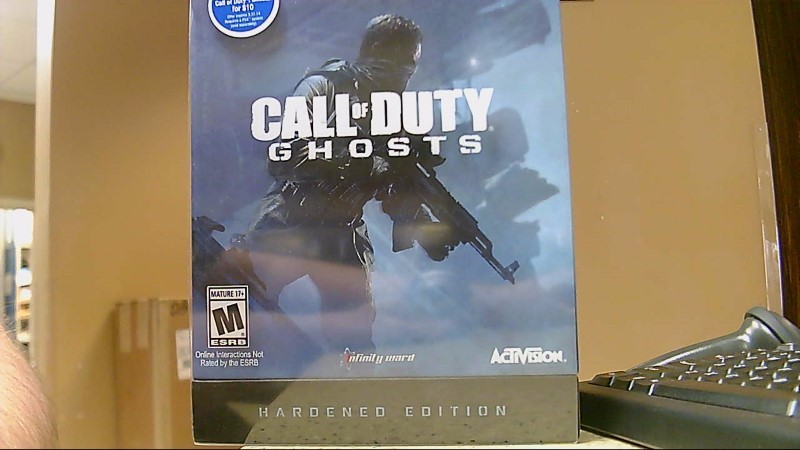 Playstation 3 Call of Duty Ghosts Hardened Edition PS3