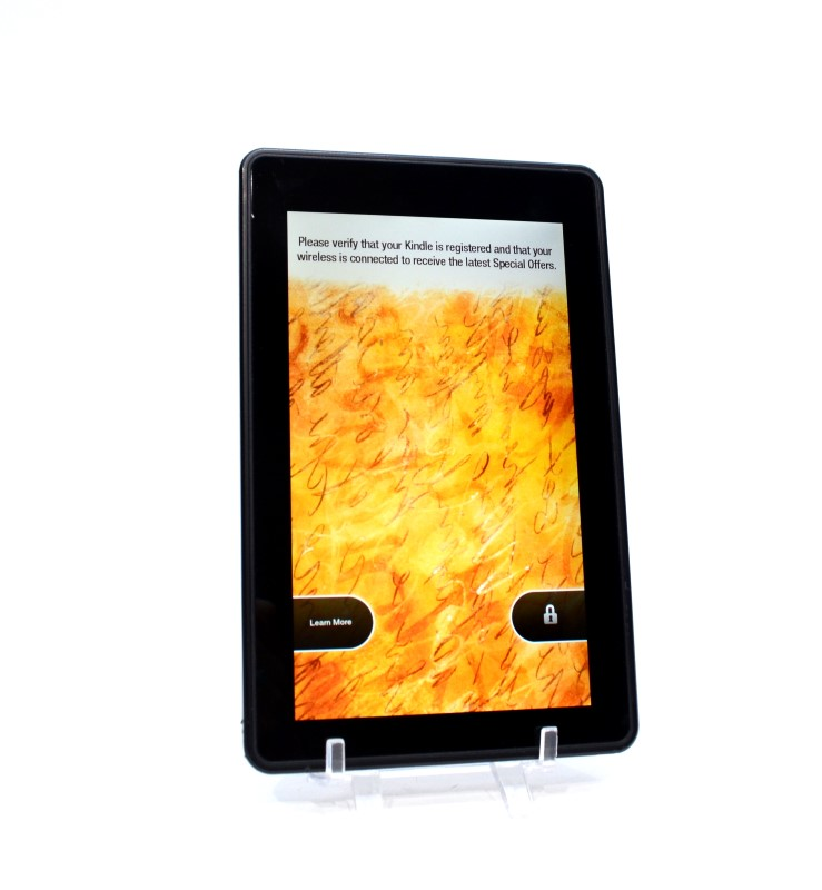 Amazon Kindle Fire D01400 8gb Tablet As Is Bad Charging