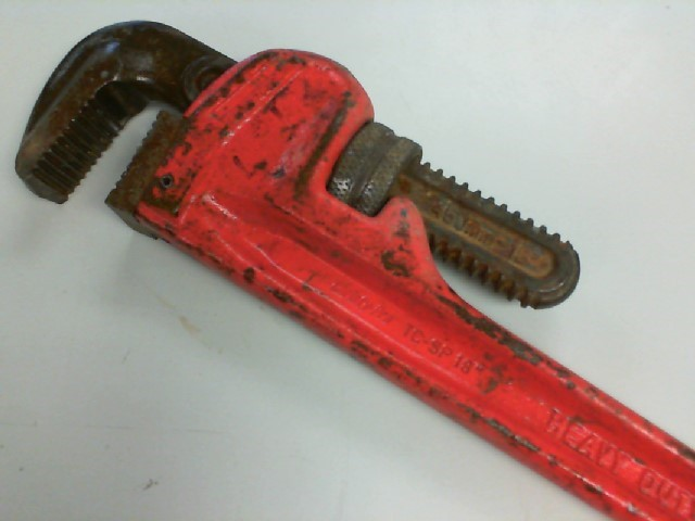 "CHRISTY PRO 18"" PIPE WRENCH"