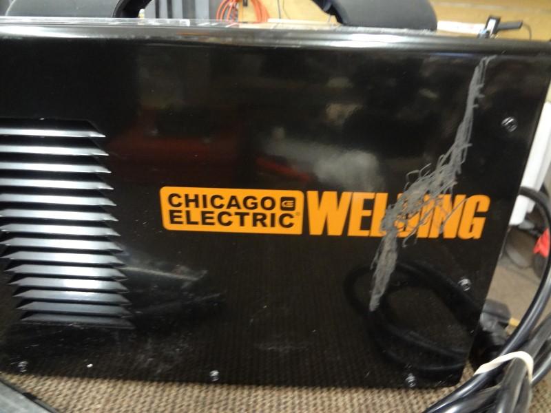 CHICAGO ELECTRIC Arc Welder 69029