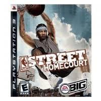 SONY Sony PlayStation 3 Game STREET HOMECOURT