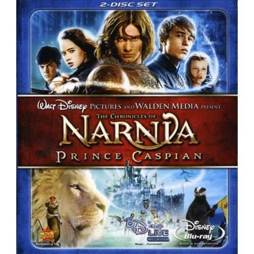 BLU-RAY MOVIE Blu-Ray THE CHRONICALS OF NARNIA PRINCE CASPIAN