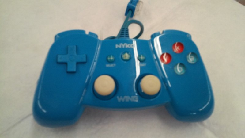 NYKO Video Game Accessory WII CONTROLLER