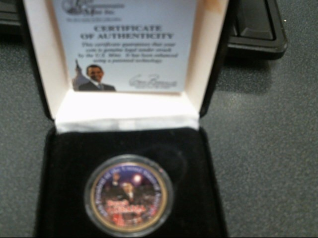 FIRST COMMEMORATIVE MINT Collection 2007 GOLDEN DOLLAR COLLECTION
