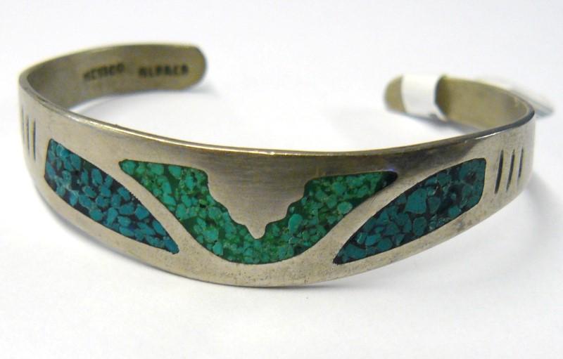 Silver Bracelet 925 Silver 8.09dwt