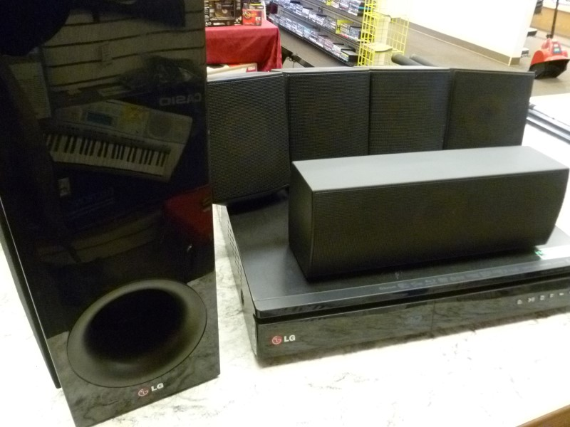 LG HOME MEDIA SYSTEMS BH6730S