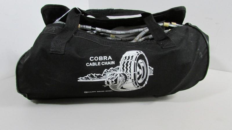 COBRA Tire CABLE CHAIN