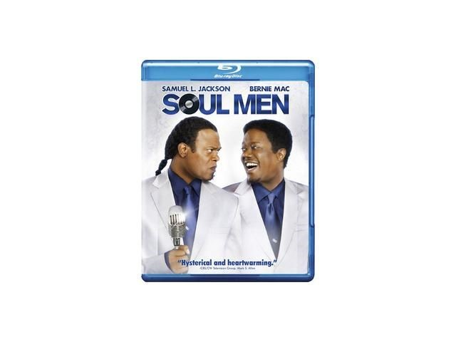 BLU-RAY MOVIE Blu-Ray SOULMEN