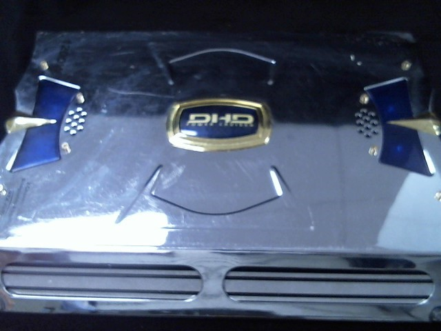 DHD SURFBOARDS Car Amplifier POWER CRUISE NTX-2940