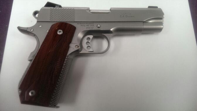 ED BROWN Pistol KOBRA CARRY