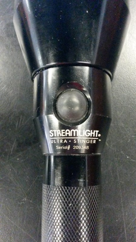 STREAMLIGHT Flashlight ULTRA STINGER