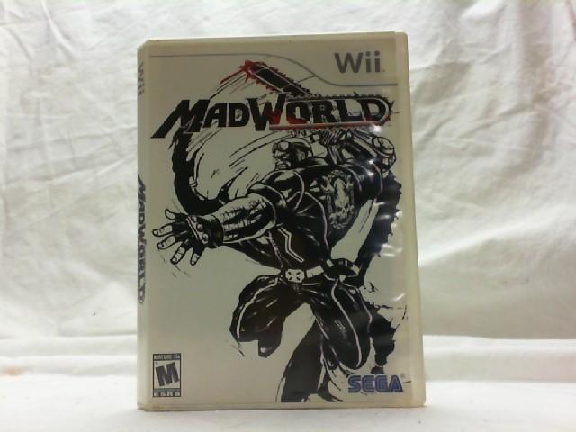 NINTENDO Nintendo Wii Game MADWORLD