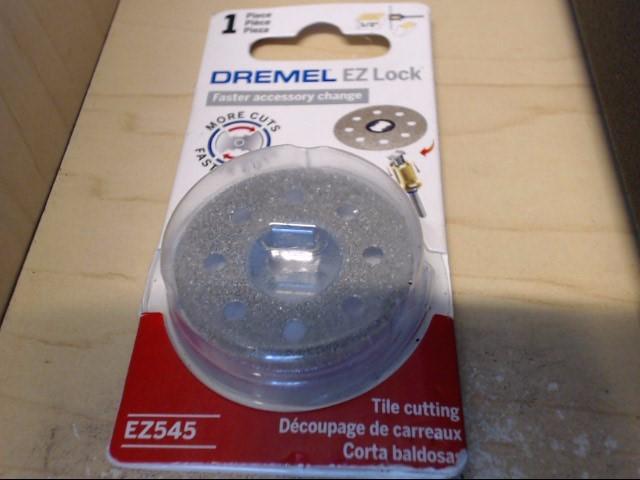 DREMEL Drill Bits/Blades EZ545