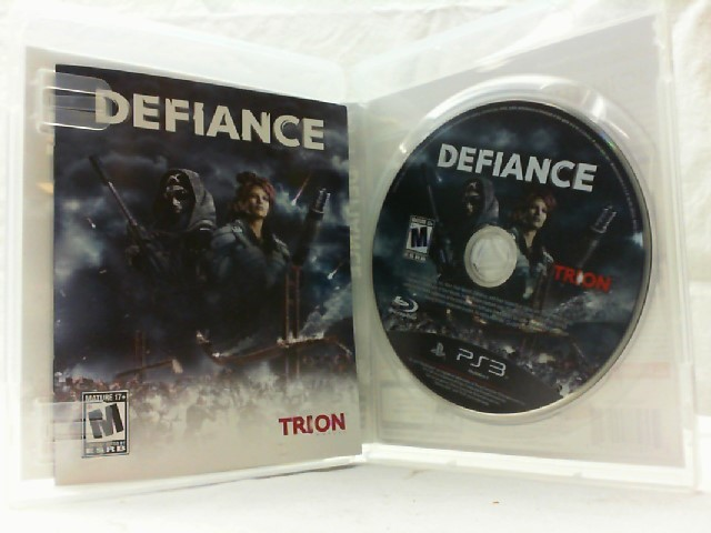 SONY Sony PlayStation 3 Game DEFIANCE