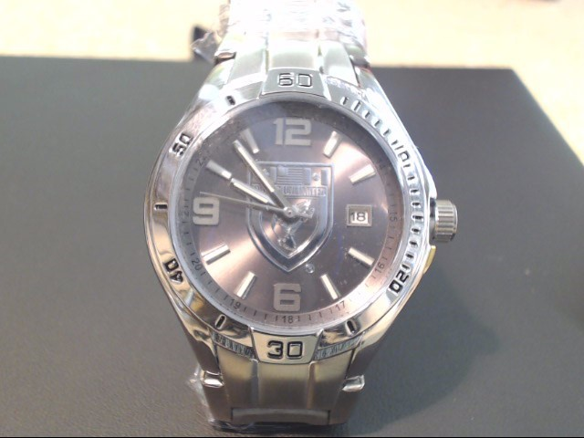 NEW DUCKS UNLIMITED WRIST WATCH STAINLESS STEEL MENS WITH BOX REMIX