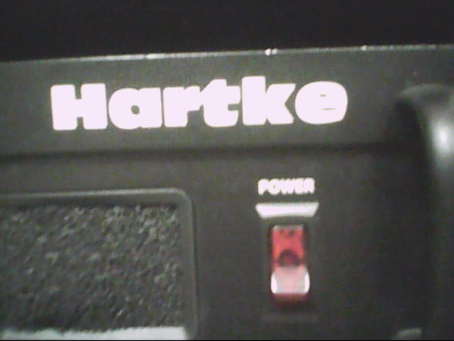 HARTKE Bass Guitar Amp LH500