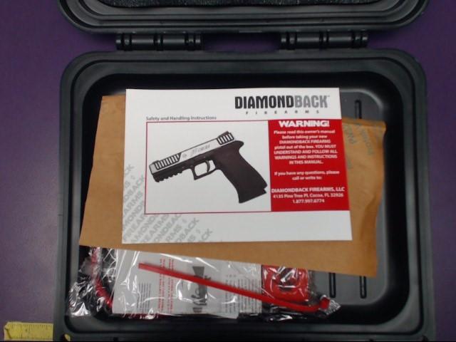 Diamondback - DB9FS - 9MM