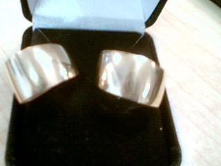 Gold Earrings 14K Yellow Gold 2.2g