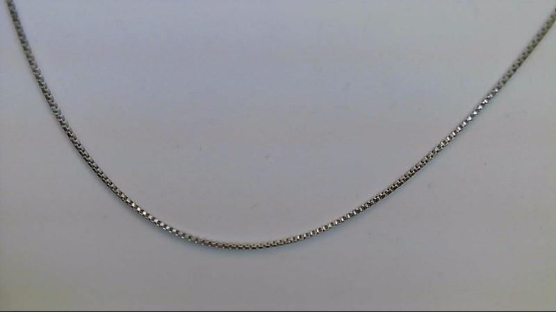 Silver Box Chain 925 Silver 2.12g