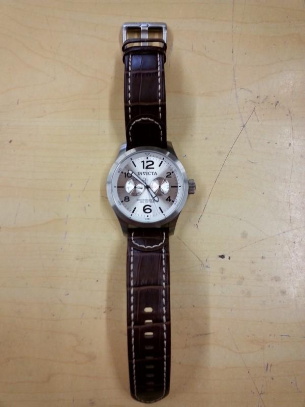 INVICTA Gent's Wristwatch 0765