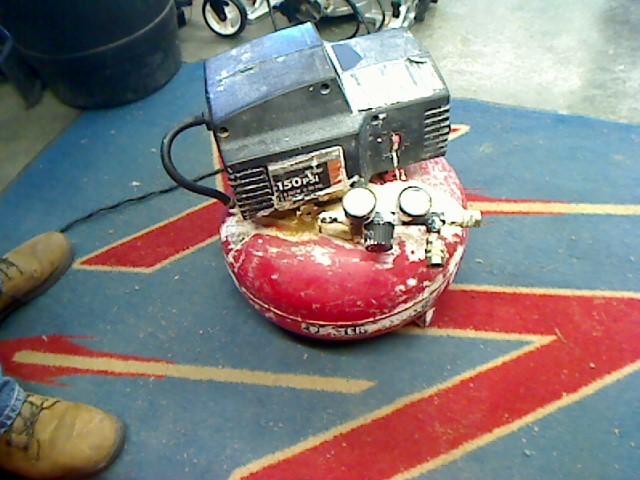 PORTER CABLE Air Compressor AIR COMPRESSER