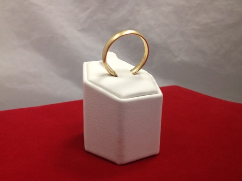 Gent's Gold Ring 14K Yellow Gold 5.46g Size:11