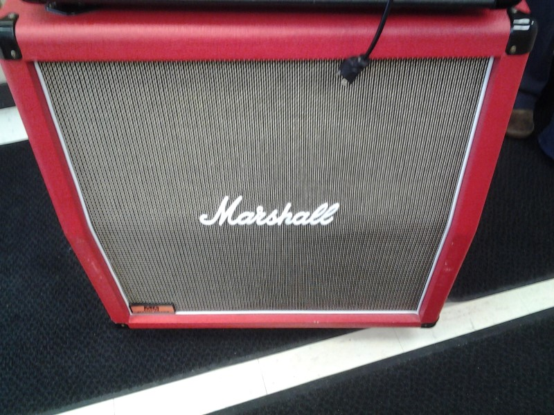 MARSHALL Speaker Cabinet MG412A