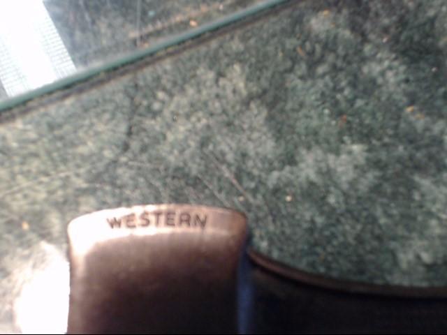 WESTERN HATCHET BLACK BEAUTY