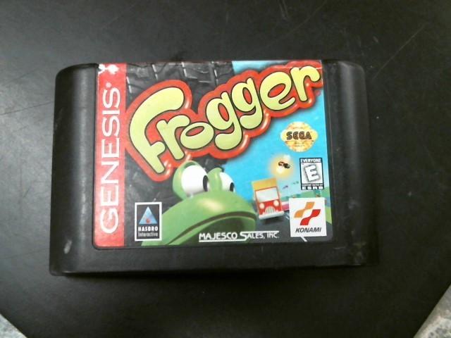 SEGA Sega Game FROGGER