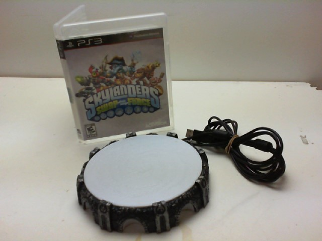 SONY Sony PlayStation 3 Game SKYLANDERS SWAP FORCE