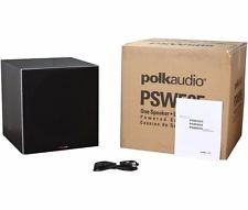 POLK AUDIO Speakers/Subwoofer PSW505