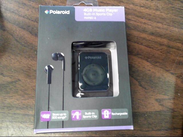 POLAROID MP3 PMP80-4 MP3 PLAYER